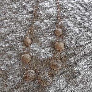 Fashon gold tone Necklace